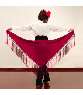 Manton de baile (ensayo) TAMARA