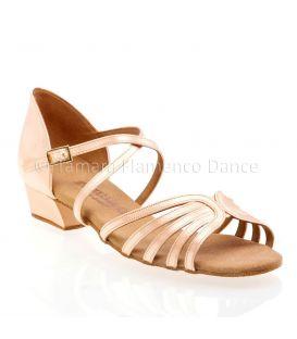 zapatos de baile latino y de salon para nina - Rummos -