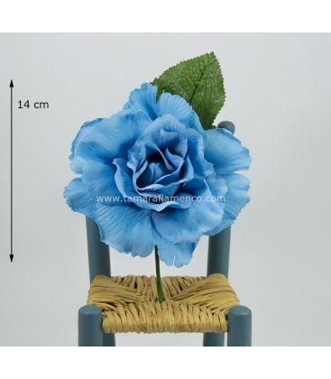 flores de flamenca - - Flor Perlas