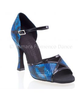 zapatos de baile latino y de salon para mujer - Rummos - Carmen
