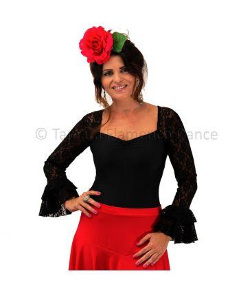 maillots bodys y tops de flamenco de mujer - - Romance