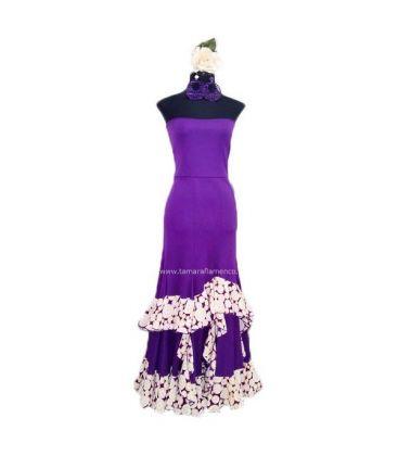 faldas flamencas de mujer - - Taconeo (falda-vestido)