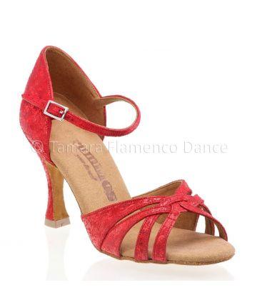 zapatos latino salon stock - Rummos - R383
