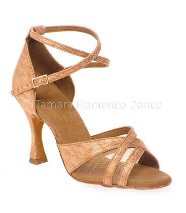 zapatos latino salon stock - Rummos - R370