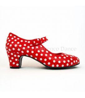 zapatos de flamenca y gitana para feria - - Zapato de Feria (varios colores)