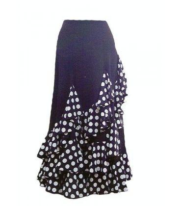 faldas flamencas de mujer - -