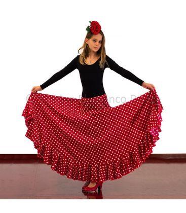 faldas flamencas de nina - -