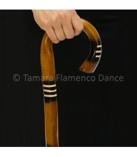 Bastón de Baile Flamenco Rallado