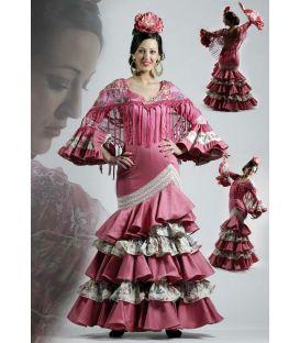 trajes de flamenca 2016 - Roal - Bohemia