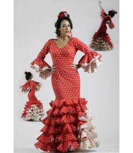trajes de flamenca 2016 - Roal - Manuela