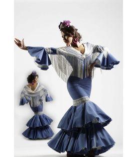 trajes de flamenca 2016 - Roal - Temple