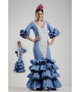 trajes de flamenca 2016 - Roal - Laurel