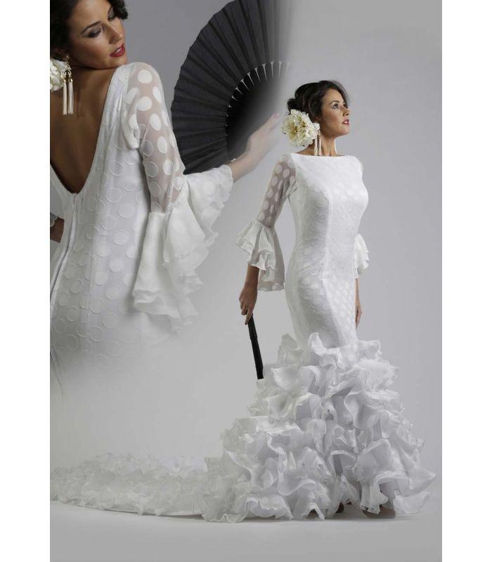 Vestidos de novia flamenca madrid