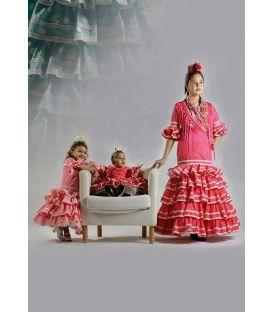 trajes de flamenca 2016 - Roal - Cante niña