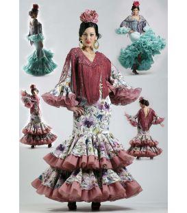 trajes de flamenca 2016 - Roal - Zambra