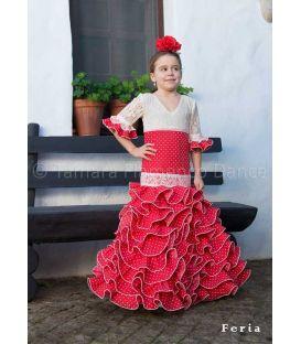 trajes de flamenca 2016 - - Feria rojo