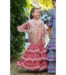 trajes de flamenca 2016 - - Fino rojo