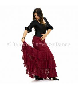 faldas flamencas de mujer - - Lola encaje