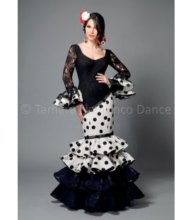 trajes de flamenca 2016 mujer - Aires de Feria - Luna