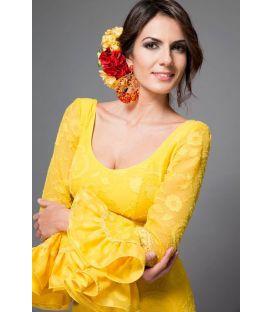 Sofia encaje amarillo