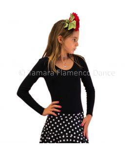 maillots bodys y tops de flamenco de nina - -