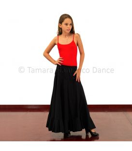 Body Tamara (tiranta) niña - Poliamida