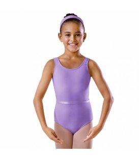 bodies y maillots para nina - - BU101C Lavander