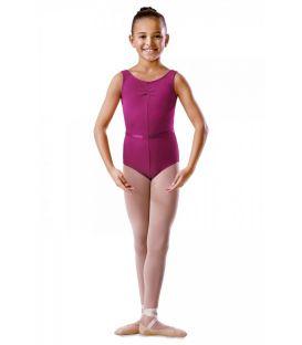 bodies y maillots para nina - - BU102C Mulberry