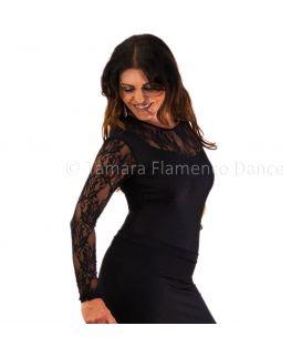 maillots bodys y tops de flamenco de mujer - -
