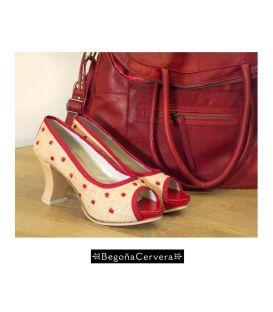 zapatos flamencos de calle begona cervera - Begoña Cervera - Rafia Calle