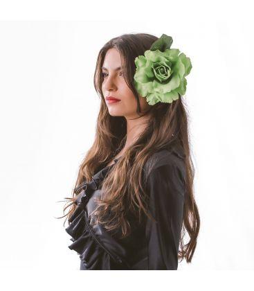 flores de flamenca - - Flor Perla
