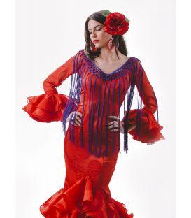 flecos flamencos - - Fleco Piña 135 cm TAMARA
