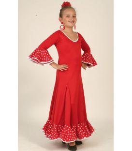 vestidos flamencos de nina - - Vestido belvis