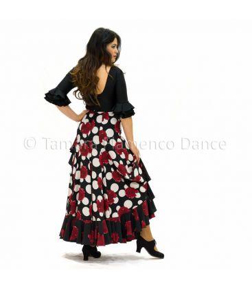 faldas flamencas de mujer - - Petenera (A medida y escogiendo tejidos)