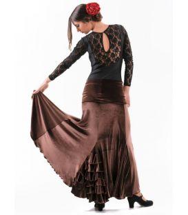Almería - Terciopelo (falda-vestido)