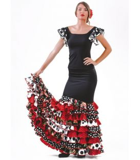 faldas flamencas de mujer - Happy Dance - EF226