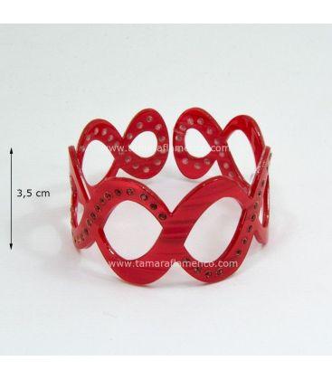 pulseras flamencas - -