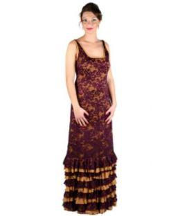 vestidos flamencos de mujer - - Vestido Cuarzo