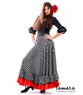 faldas flamencas de mujer - - Alborea lunares