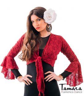 maillots bodys flamenco tops for woman - - Chupita linares - Lace
