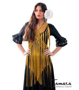 flecos flamencos - - Fleco para baile TAMARA ( 2 metros)