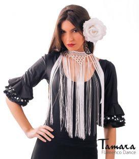 collares y gargantillas de flamenca - - Gargantilla TAMARA