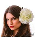 Flor Peonia Sra M ( 11 colores disponibles)