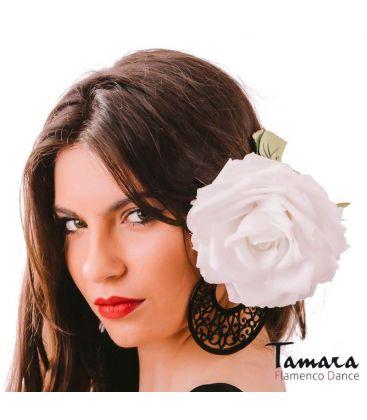 flores de flamenca - - Flor Aurora ( 12 colores disponibles)