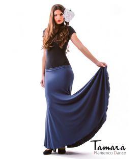 faldas flamencas de mujer - - Rondeña -Viscosa