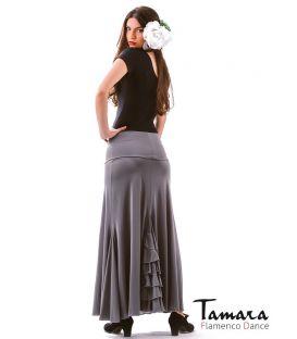 faldas flamencas de mujer - - Almería - tejido Punto (falda-vestido)