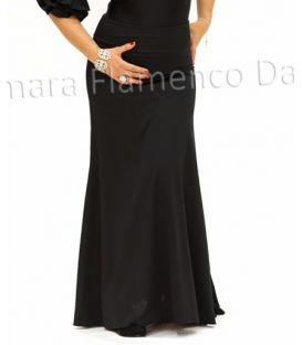 faldas flamencas de nina - - Almería niña - tejido Punto (falda-vestido)