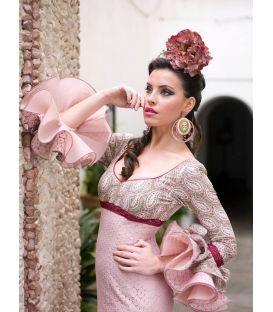 Traje de Flamenca Clavel