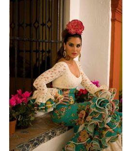 Traje de Flamenca Jacaranda