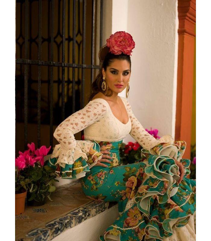 Vestidos Gitana Tallas Grandes